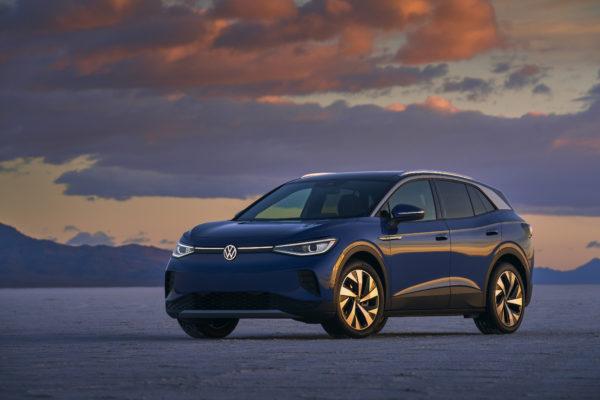 voitures électriques 2021
