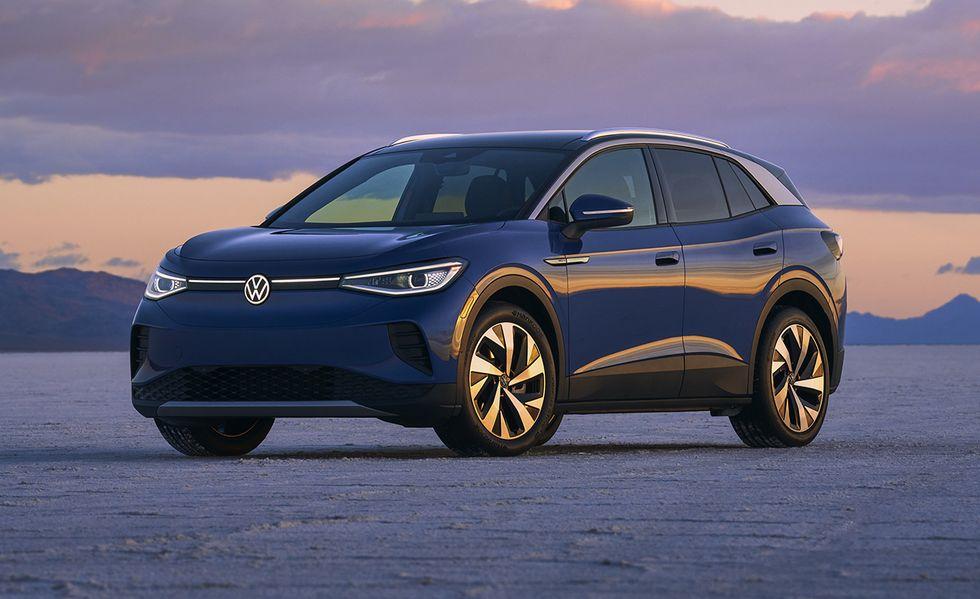Volkswagen ID 4 VUS électrique
