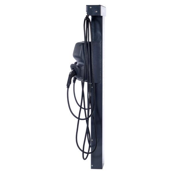 Piédestal BEQ Technology avec cables rétractables
