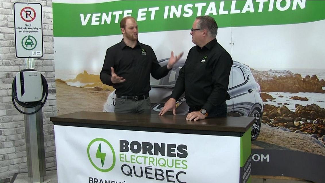 Pourquoi faire votre demande de soumission en ligne avec Bornes Électriques Québec?
