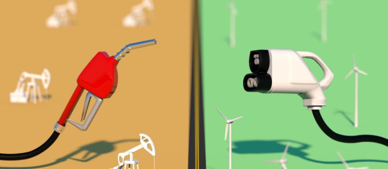 Voiture électrique ou hybride rechargeable